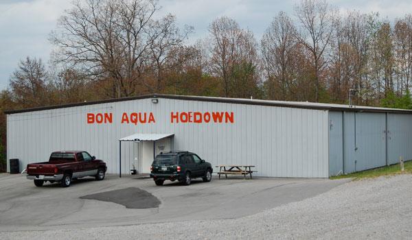 Bon Aqua Hoedown