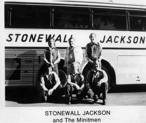 Stonewall Jackson and band