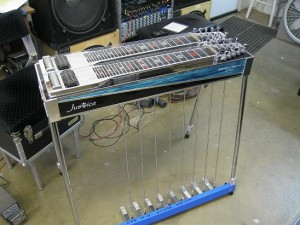 Justice Steel Guitar, Weldon Myrick Edition