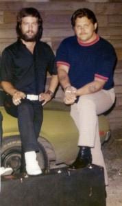 Buddy Williams and Cal Sharp